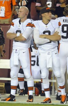 Browns rookie quarterback Connor Shaw will come off the practice squad and start the season finale on Sunday against Baltimore.