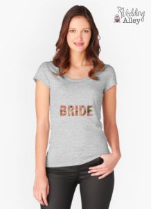 Be a proud bride-to-be during your wedding planning, and on your journey to be a bride. http://rdbl.co/2pdsiMe