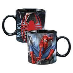 Internet das Coisas!!!: Spider-Man Ceramic Mug