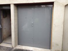 Commercial Security Doors our rsg8100 fabricated heavy duty security exit doors completed at