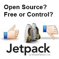 Pro's & Con's of Using The Jetpack Plugin for WordPress