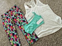 Fabletics. Come on, fitness clothes by Kate Hudson. Whoever thought of that is AMAZING!!