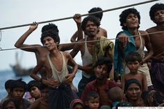 May 15/15 The emaciated faces of hundreds of refugees found adrift in Thai waters on Thursday spoke volumes about the scale of the humanitarian crisis unfolding in South Asia. Reporters on Thursday found about 400 refugees from Myanmar's Muslim Rohingya minority crammed aboard a wooden fishing boat in the Andaman Sea, desperate for food and water. The refugees said they had been at sea for almost three months and had fled persecution in their home country. They had hoped to reach Malaysia…