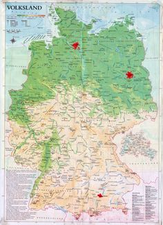 Map of Germany and Austria | Europe | Pinterest | Austria, Travel ...