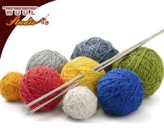 #Knitting can create a relaxtion response,which can decrease blood pressure and heart rate and help prevent illness. A person burns 55 calories by knitting for half an hour. Remember to pop in for our latest range of #Yarns available at #WoolStudio. #YarnAddicts