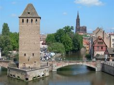 Tourist Attractions in Strasbourg France | Great Places to Travel ...
