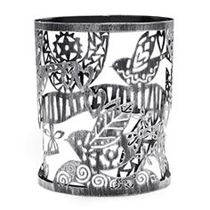 Folk Bird Scentsy Wrap (for Etched Core & Travertine Core) – Scentimental Candle Store
