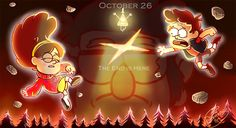 The End Is Here (Animation) by Demona-Silverwing.deviantart.com on @DeviantArt