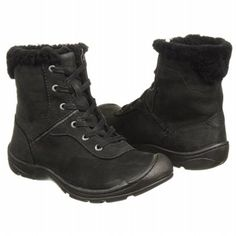Keen Crested Butte Low Boot Boots (Black) - Women's Boots - 10.0 M