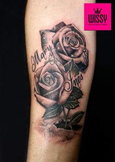WISSY TATTOO Estudio de Tatuaje y Piercing (Sevilla) www.wissy.tk