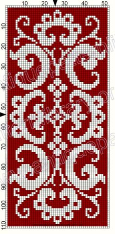 ru / Фото # 98 - 11 - Funny Cross Stitch Patterns, Cross Stitch Borders, Cross Stitch Designs, Cross Stitching, Cross Stitch Embroidery, Embroidery Patterns, Crochet Patterns, Crochet Chart, Thread Crochet