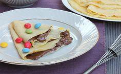Crepes+con+nutella