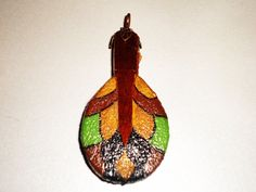Check out my newest item!! Piano Hammer Pendant Geometric Shapes by martahansen on Etsy, $10.00