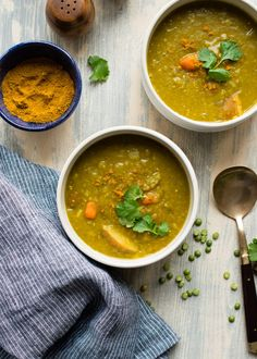 8 Meal-Worthy Soups to Warm Up With This Fall