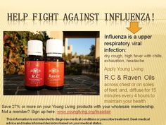 YL EO Raven & R C. - fight the flu