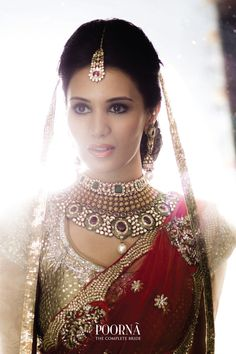 Manubhai Jewellers - The Poorna Collection by Trilokjit Sengupta, via Behance