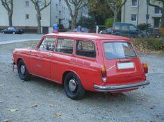 VW 1600 Variant. Feuerwehr
