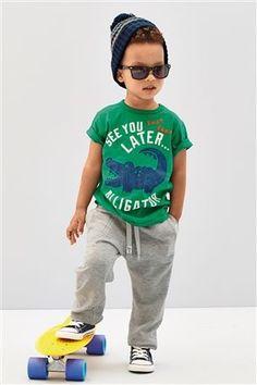 2016 New Kids Cartoon Clothes t-shirts Blouse Clothing Summer child boys Casual Tops cotton children's short t-shirt crocodile Toddler Boy Fashion, Kids Fashion, Fashion Fall, Style Fashion, New Kids, Kids Boys, Diy Shirt Printing, Crocodile, Short Niña