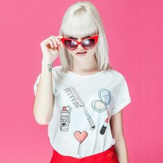 Femme Fatale Tshirt Valfre.com #valfre