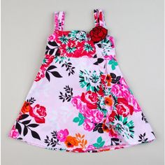 Flower Bouquet Sundress