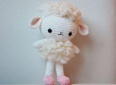 Cloudy the Lamb - Amigurumi Pattern