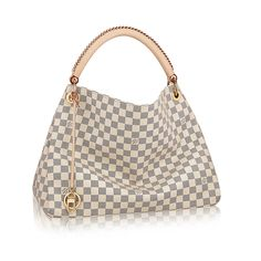 Artsy MM Damier Azur Canvas - Handbags | LOUIS VUITTON
