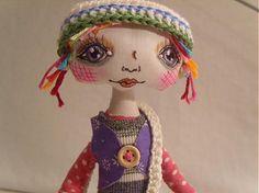 hand made doll