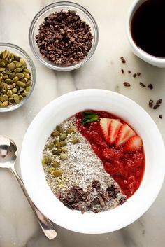 ... Breakfast Bowl | An energizing vegan and gluten-free breakfast