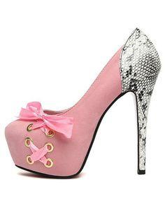 High heels from www.wonder-beauty.com