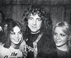 Joan  Jett Robert plant  cherrie  curry
