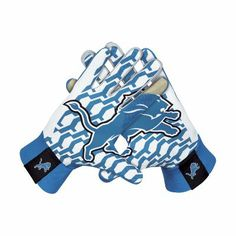 Nike Stadium (NFL Lions) Men's Gloves - $35