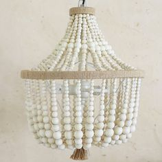 Serena and Lily Malibu Chandelier - knock off at Pottery Barn