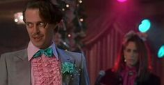 The Wedding Singer (1998) The Cameo: By the late 1990s, mainstream Hollywood was cottoning to the fact that Steve Buscemi had become a badge of indie cool and authenticity. Ergo his show-stopping performance as a drunk, bitter best man.