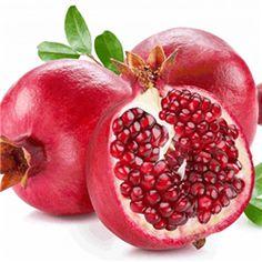 Pomegranate is a Natural Viagra. Studies showed that long term consumption of pomegranate juice may help combat erectile dysfunction. L'art Du Fruit, Fruit Art, Fruit And Veg, Fruits And Vegetables, Fresh Fruit, Pomegranate How To Eat, Pomegranate Juice, Eating Pomegranate, Pomegranate Extract