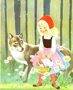 Soloillustratori: Red Riding Hood slovène