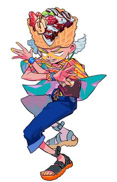 Dessert JOJO- Esidisi || pixiv ⚡BUL⚡ || Battle Tendencies Jojo's Bizarre Adventure Characters, Bizarre Art, Jojo Bizarre, Jojo Anime, Jojo Memes, Jojo Bizzare Adventure, Ac Dc, Cool Art, Muscle Men