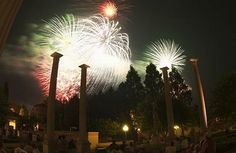 #Illuminights, #fireworks in Italy