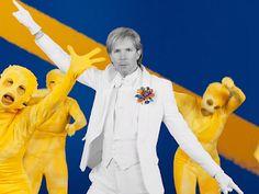 "Canal Electro Rock News: Beck apresenta vídeo para ""Colors"""