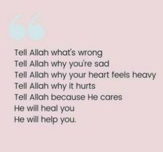 Allah Quotes, Muslim Quotes, Hindi Quotes, Islamic Quotes, Quran Quotes Inspirational, Motivational Quotes, Heart Feels Heavy, Allah Love, Prayer Board