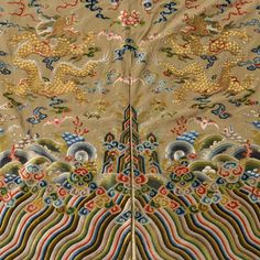 Chinese Textile Auction | Dragon Robe | Skinner Auctioneers & Appraisers | Skinner Auctioneers
