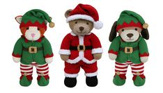 Knit a Teddy  Christmas Bundle