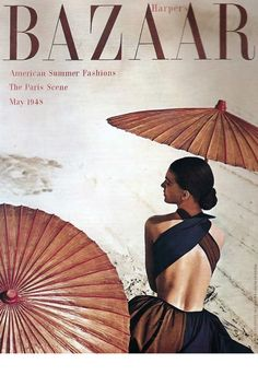 The best vintage Harper's BAZAAR covers throughout the years. See more here.