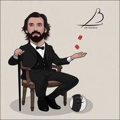 Classy Maestro   Andrea Pirlo!