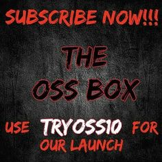 Subscribe now! 3 weeks left! #oss #theossbox #bjj #jiujitsu #jiujitsuchangedmylife #jiujitsulifestyle #judo #mma #grappling #wrestling #sambo #monthlybox #bjjlifestyle #subscribe #subscriptionbox by theossbox