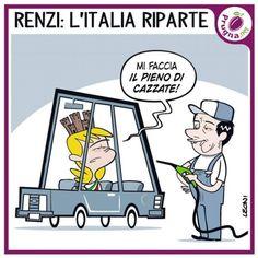 L'Italia riparte...