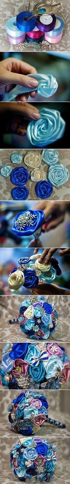 DIY, wedding flowers