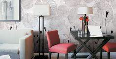 Sono tornate in voga le carte da parati per decorare e dare carattere a qualche angolo della vostra casa: un'entrata, una parete della cucina, in corridoio o in camera da letto, si possono adattare ovunque basta scegliere lo stile che più vi piace e adattarlo ai vostri interni; qui vi proponiamo una selezione che riprende lo stile anni 70! http://www.arredamento.it/carta-da-parati-anni--70.asp #cartadaparati #70s