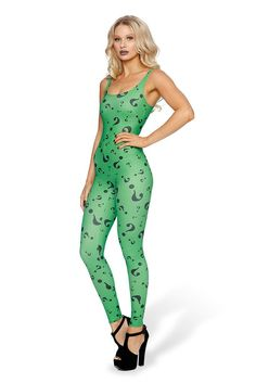The Riddler Catsuit - LIMITED