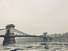 Budapest #most #winter #wintertime #budapest #city #danube #duna #river  via MARIE CLAIRE HUNGARY MAGAZINE OFFICIAL INSTAGRAM - Celebrity  Fashion  Haute Couture  Advertising  Culture  Beauty  Editorial Photography  Magazine Covers  Supermodels  Runway Models