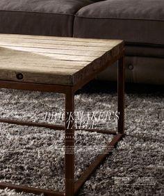 Brickmaker's Table